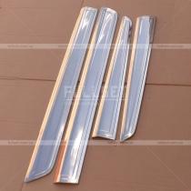 Накладки на молдинги дверей из высококачественной нержавеющей стали, Кангу (2011+)