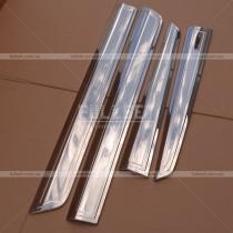 Накладки на дверные молдинги Renault Kangoo (2008-...)