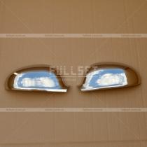 Накладки на зеркала Volkswagen Jetta (06-11)
