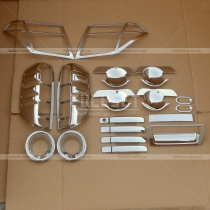 Хром пакет Nissan Navara (05-12)
