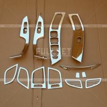 Декор-накладки салона Hyundai Elantra 2011-...