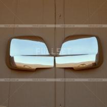 Накладки на зеркала Hyundai H-1 (08-17)