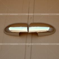 Хром на зеркала Hyundai Accent 06-09