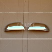 Накладки на зеркала Hyundai Elantra 2011-...