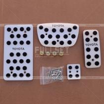 Накладки на педали Toyota FJ Cruiser (04-12)