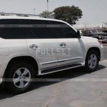 Боковые площадки Toyota Land Cruiser 200 (08-...)