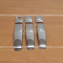 Хром на ручки Renault Trafic (04-09)