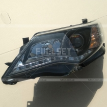 Передняя оптика Toyota Camry v50