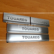 Порожки в салон Volkswagen Touareg (2010-...)