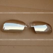 Накладки на зеркала Opel Vectra C (02-08)