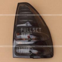 Задние светодиодные стопы, исполнение-тонированный хром