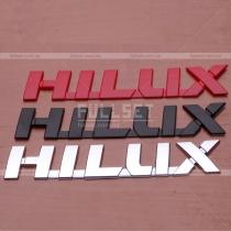 Надпись Hilux