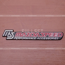 Эмблема Mazda Speed