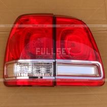 Диодные задние фонари Toyota Land Cruiser 100 (98-07)