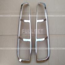 Накладки на задние фонари Nissan X-Trail (02-06)