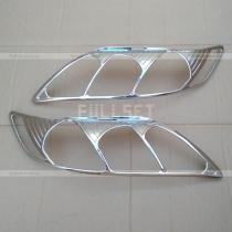 Накладки на фары Toyota Camry v40 (06-10)