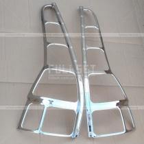 Накладки на задние фонари Honda CR-V (07-12)