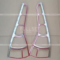 Хром-накладки на задние фонари Honda CR-V