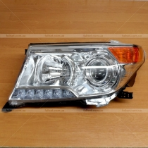 Передняя оптика Toyota Land Cruiser 200 (08-...)