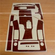 Деревянные накладки в салон Nissan Navara (05-12)