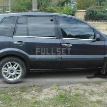 Молдинги стекол Ford Fusion (04-09)