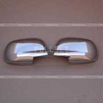 Накладки на зеркала SsangYong Kyron (05-...)