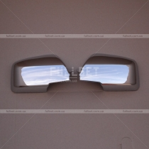 Накладки на зеркала Kia Sportage 2 (04-09)