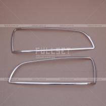 Накладки на фары Hyundai Elantra 07-10