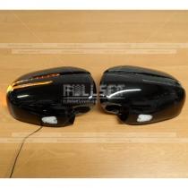 Корпуса зеркал с поворотами Lexus GX 470 (04-09)