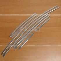 Хромированные молдинги стекол (верхние) Ford Focus (2011-...)