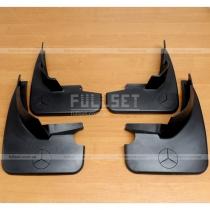 Брызговики Mercedes ML W164