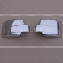 Накладки на зеркала Dodge Nitro (07-12)