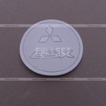 Накладка на лючок бензобака Mitsubishi ASX (2010-...)