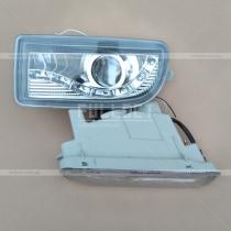 Передние противотуманные фары с линзой и светодиодной полосой