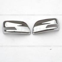 Накладки на зеркала Toyota Prado 150 (08-12)