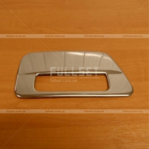 Хромированная накладка на ручку задней двери 1 шт.
