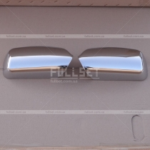 Накладки зеркал, хром Toyota Camry v40 (06-10)