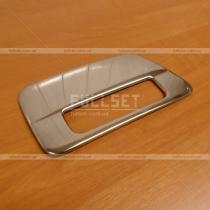 Хром накладка на ручку задней двери Toyota Prado 120 (03-09)