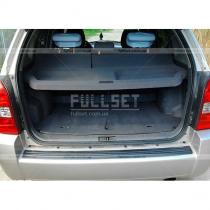 Накладка на бампер Hyundai Tucson (04-11)