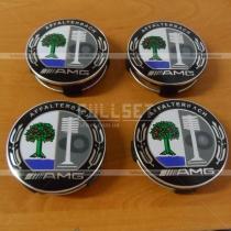 Колпачки в диски Mercedes