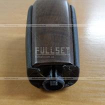 Ручка на рычаг переключения передач с деревянной вставкой