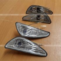 Габариты в бампер Nissan Maxima A33 (00-07)