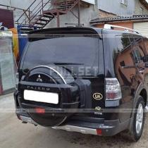 Чехол запасного колеса Mitsubishi Pajero Wagon 4 (08-13)