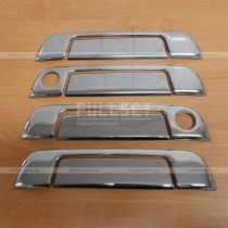 Накладки на ручки BMW E-34 (88-95)