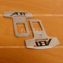 Заглушки для ремней безопасности Volkswagen Touareg (02-09)