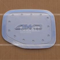 Хром на люк бензобака Toyota Prado 120 (03-09)
