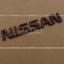 Надпись Nissan