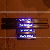 Неоновые пороги салона Nissan Qashqai (07-10)