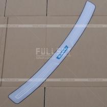 Накладка на задний бампер Subaru Forester (08-12)