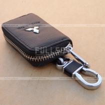 Кожаный чехол для ключей